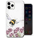 Bumble bee iPhone case Gel phone cover fits for iPhone XS