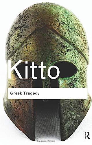 Greek Tragedy (Routledge Classics)