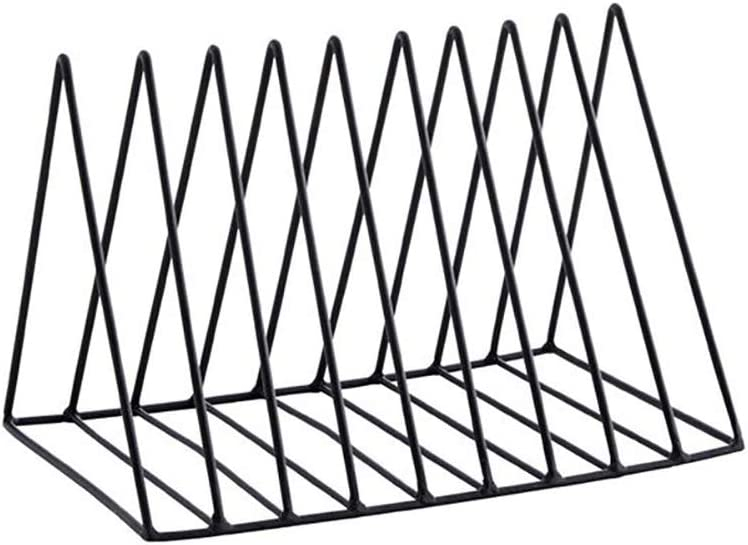 BKCC 40% OFF Cheap Sale Magazine Rack Simple Wrought Max 71% OFF Desktop New Iron Storage