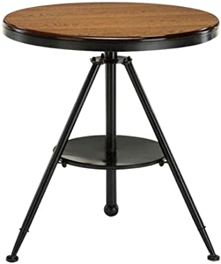 Coffee Table Side Table End Table Snack Table Wrought Iron Coffee Table Rotate Round Coffee Tables Living Room Side Sofa Tabl