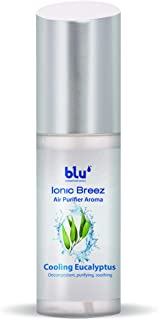 Breez Ionic Air Purifier Aroma Oil - Cooling Eucalyptus 100ml