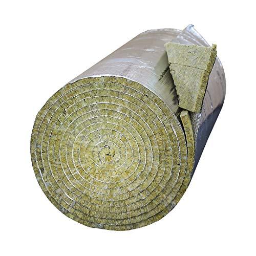 Rotolo lana di roccia-Art.076_Tecnometal (spessore 25mm, 8m)