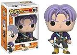 LJUCTD Funko Pop Dragon Ball Trunks Figura de acción PVC Juguete Coleccionable para niños Super Saiy...