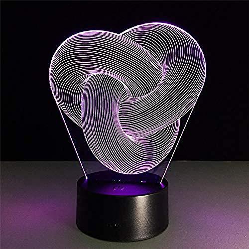 3D Illusie Lampdier Vuur Draak Kinderdag Gift Decoratie