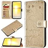 Robinsoni Custodia Compatibile con Samsung Galaxy S10 Case Portafoglio Galaxy S10 Cover Li...