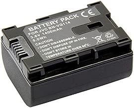 Battery for JVC BN-VG107E, BN-VG108E, BN-VG114E, BN-VG121E, BN-VG138E