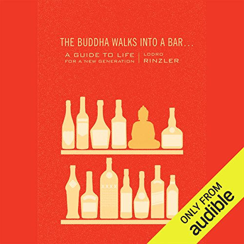 The Buddha Walks into a Bar... Titelbild