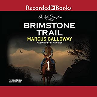 Brimstone Trail cover art