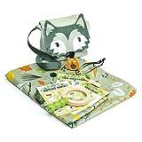 Tender Leaf Toys Forest Trail Explorer Kit con lupa y muchos accesorios para niños a partir de 3 años