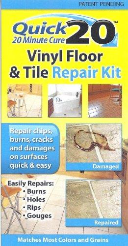 Quick 20 Vinyl Floor and Tile Repair Kit (20-689)