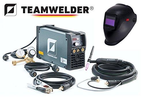 Teamwelder TIG 180 DC WIG Schweißgerät Inverter SET