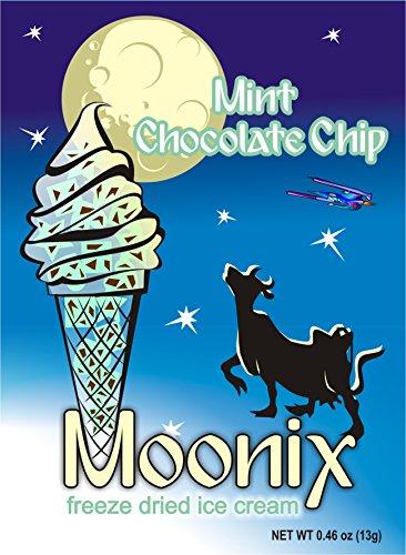 freeze dried ice cream mint - 4