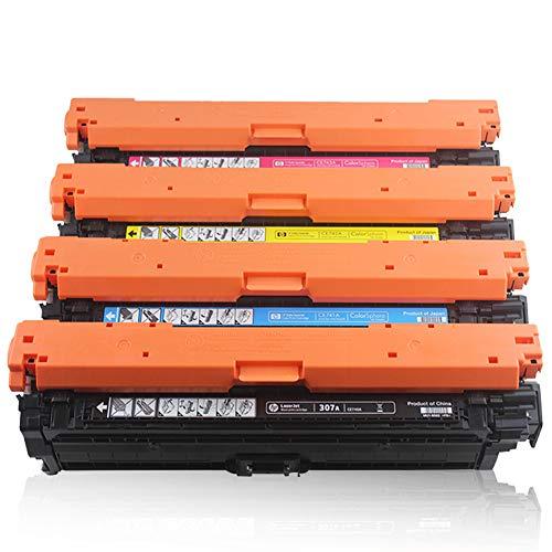 ZIXUAA Recycle compatibele Hpce400a Color Print Cartridge voor Hp Laserjet Enterprise 500 Color M551/n/dn/xhhp Laserjet Enterprise 500 Mfp M575 Dn/f originele cartridge