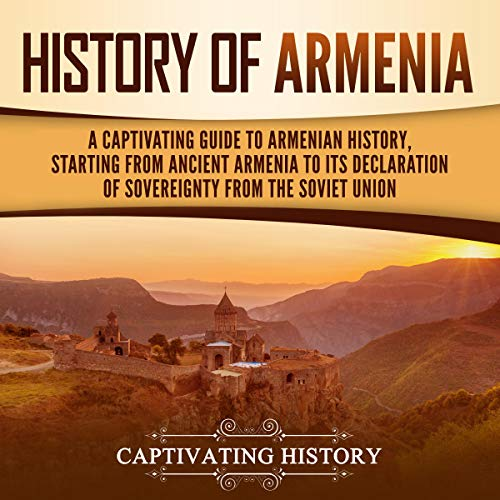 History of Armenia  By  cover art