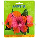 amscan Hibiscus Party Barrette, 4'