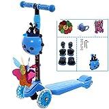Triciclo Infantil Triciclo De Diseño Inteligente para Niños De 2 A 5 Años