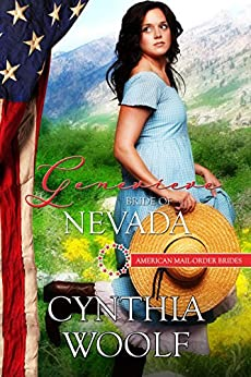 Genevieve: Bride of Nevada (American Mail-Order Brides Series Book 36) by [Cynthia Woolf]