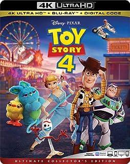Toy Story 4 [USA] [Blu-ray]