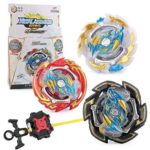 potente para casa Skisneostype Burst GT Series Wrestling Masters Fusion Giroscopio y lanzador de plástico …