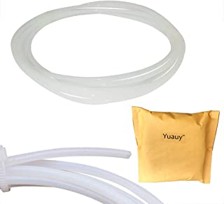 Yuauy 4m Long Inner Cable Tube Liner Protection Universal Mountain Bike Road Bicycle Brake Cable Shift Derailleur Cable Replacement
