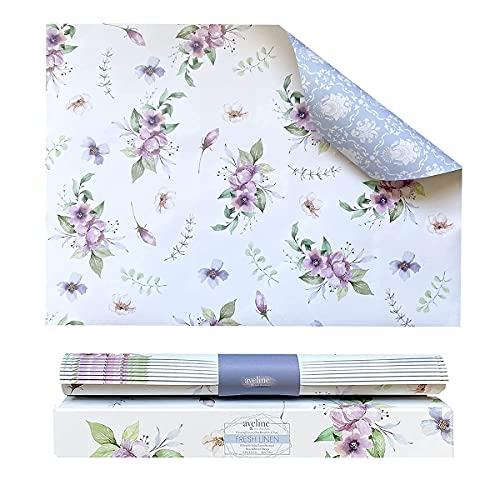 """Scented Drawer Liners for Dresser 8 Sheets 