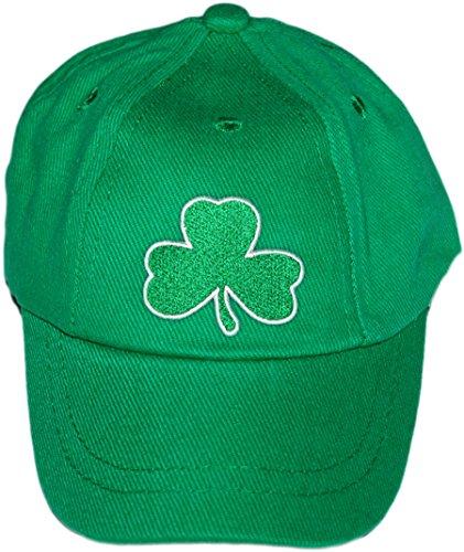 Creative Knitwear Irish Baby Shamrock Baby and Toddler Baseball Cap