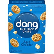 Dang Single Serve Sticky Rice Chips, Original Recipe, 24 Count