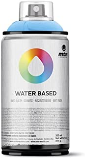 MTN Water Based 300 Spray Paint - WRV9011 - Carbon Black