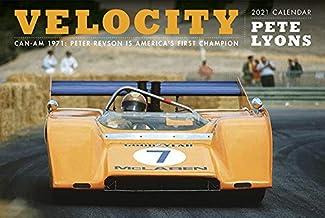 Velocity Calendar 2021: Can-am's 1971 Race Season