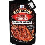 McCormick Grill Mates 7 Spice Teriyaki 30 Minute Marinade, 5 oz (Pack...