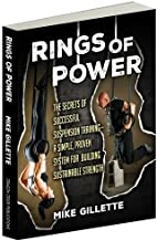 Rings of Power, The Secrets of Successful Suspension Training--A Simple, Proven System For Building Sustainable Strength