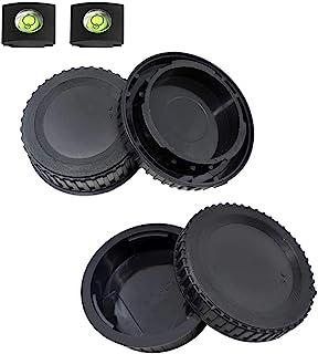 Przednia pokrywa i tylna osłona osłony obiektywu do Nikon D7500 D7200 D7100 D7000 D5600 D5300 D5200 D5100 D3500 D3400 D330...
