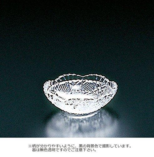 東洋佐々木ガラス和の器風雅『のぞき豆皿6個セット(LP00610)』