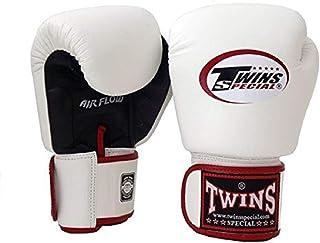 Twins Special BGVLA2 Air Flow Muay Thai Boxing Gloves for Training or Sparring - 8oz, 10oz, 12oz, 14oz, 16oz Gloves