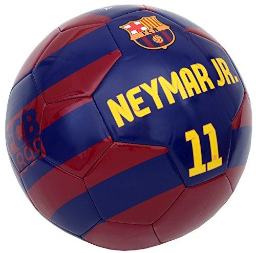 FC Barcelona - Pallone da calcio Barca - Neymar Junior - Collezione ufficiale