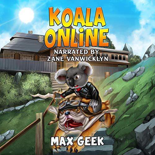 Koala Online Audiobook By Max Geek, Marcus Sloss cover art