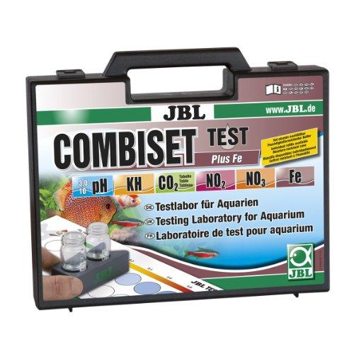 JBL, Combiset Test, Valigetta per l'analisi dell'Acqua di acquari