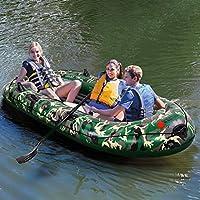 Tyranitar 10Ft Camouflage 3 Person Kayak Canoe Boat