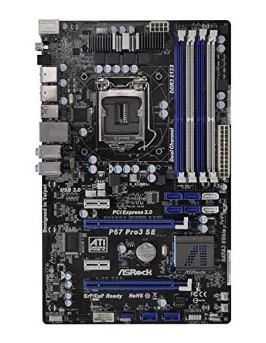 ASRock P67 Pro3 SE Intel P67 Mainboard ATX Sockel 1155#109964
