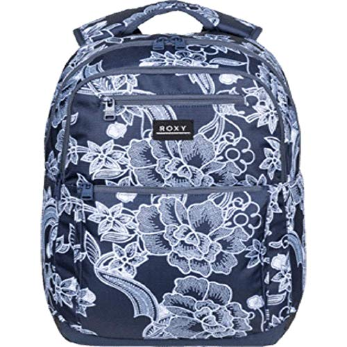 ROXY Damen Here You are Backpack Rucksäcke, Mood Indigo Light Fairy Probe, 1 Größe