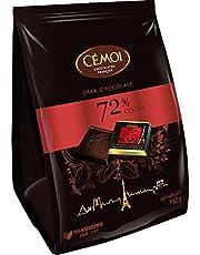 セモア(CEMOI) 72%ダークチョコナポリタン 150g