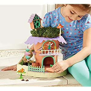 my fairy garden nature cottage grow play set