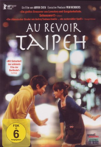 Au revoir, Taipeh
