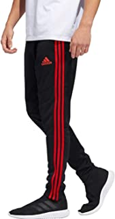 adidas pants with red stripes