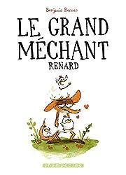 livre Le Grand Méchant Renard