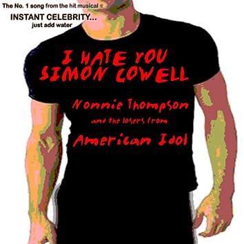 I Hate You Simon Cowell