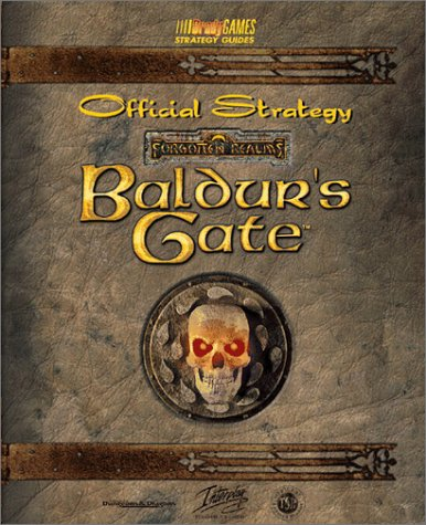 Baldur's Gate Official Strategy Guide