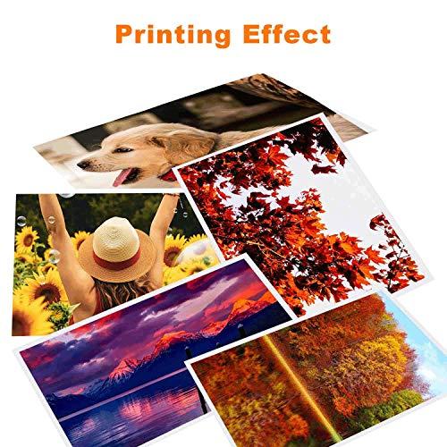 HavaTek Remanufactured Ink Cartridge Replacement for HP 60 60XL Combo Pack Use for HP Photosmart C4680 C4780 D110 Deskjet F4480 F4580 f4180 D2680 F2430 F4210 Envy 120 110 Printer (1 Black, 1 Color)