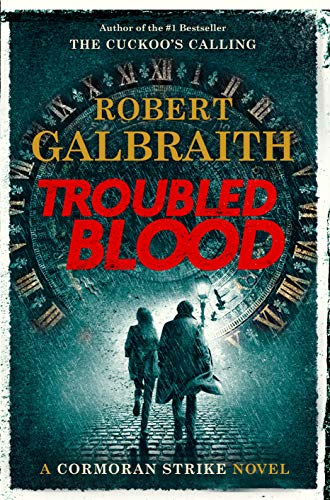 Troubled Blood (A Cormoran Strike Novel,...