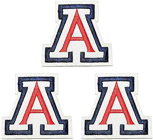 Arizona Wildcats Arizona State University Embroidered Iron On Sew On Patch for Jackets Backpacks product image